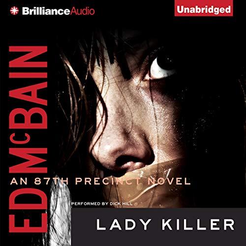 Lady Killer audiobook cover art