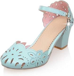 BalaMasa Womens ASL06889 Pu Fashion Sandals