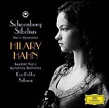 Hilary Hahn Sibelius