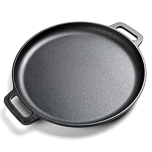 30/25Cm Nonstick Frying Pan Large Iron Pan Egg Skillet with Heat-Resisted Handle Induction Compatible for Pancake Omelet,25cm
