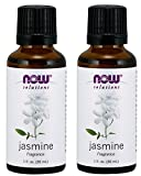 NOW Foods Oil Jasmine - 1 oz (Pack of 2), 1 Fl Oz (Pack of 2)