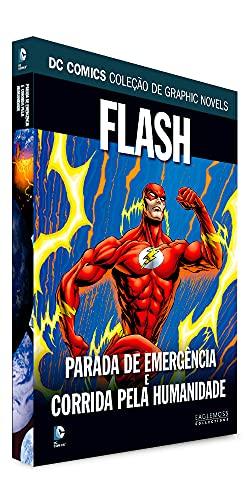 Dcgn Sagas Definitivas Ed. 39 - Flash: Parada De Emergência E Corrida Pela Humanidade
