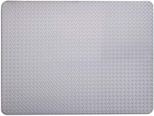 RESILIA - X-Large Under Grill Mat - Silver, 57 x...