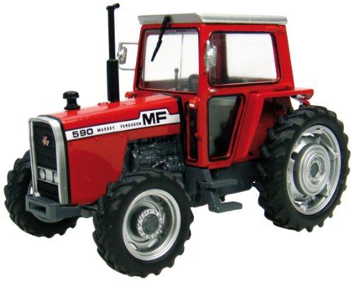 Universal Hobbies - UH6053 - Modélisme - Tracteur Massey Ferguson 590