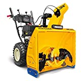 CUB CADET HD 3X Snow Blower Thrower 28' Gas Powered Electric Start Power Steering Prior Year Model Closeout