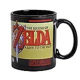 Paladone Super Nintendo The Legend of Zelda Mug, Ceramic, Multi-Colour, 10.5 x 11.5 x 8.7 cm