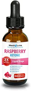 100% Pure Raspberry Ketone Drops - Lose Weight OR Your Money Back - Top Choice of Dieters Wanting The Strongest Raspberry Ketones Liquid with 250mg Extracted from - Actual Raspberry Fruit, 2oz Bottle