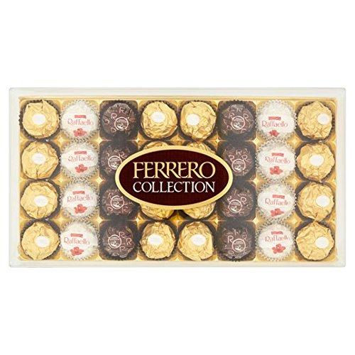 Ferrero Rocher Sammlung 32 Stück 349g