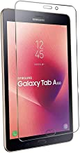 KIQ Galaxy Tab A 8.0 (2017) T380 Tempered Glass Screen Protector, 9H Tough 0.30mm Scratch-Resist Self-Adhere Easy-to-Install with Cleaning Cloth Samsung Galaxy Tab A 8.0 SM-T380