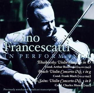Bruch; Saint-Saëns; Tchaikovsky - Violin Concertos