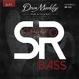 Dean Markley DM2697 Sr2000ベースギター弦、サイズ30-125