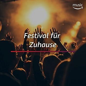 Festival für Zuhause