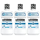 Listerine Advanced White Mundspülung 3er Pack