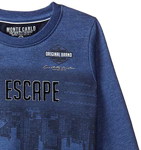 Monte Carlo Boy's Sweatshirt 2 51KhkwDLAUL