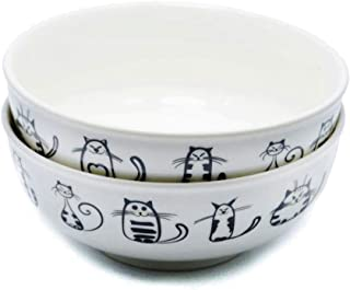Best cat cereal bowls Reviews