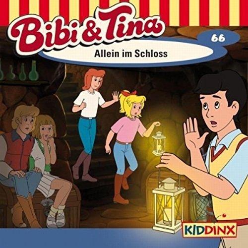Allein im Schloss audiobook cover art