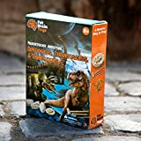 Fat Brain Toys Dig & Discover 3 Dinosaurs - Diplodocus Tyrannosaurus Triceratops - Paleontology Adventure: Diplodocus Tyrannosaurus Triceratops Party Favors & Party Fun for Ages 8 to 9