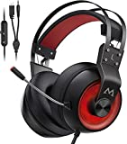 Mpow EG3 Pro Auriculares Gaming para PS4/PC/Xbox One/Switch/Mac, LED...