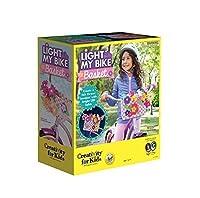 Creativity for Kids Light My Bike Basket Kit [並行輸入品]