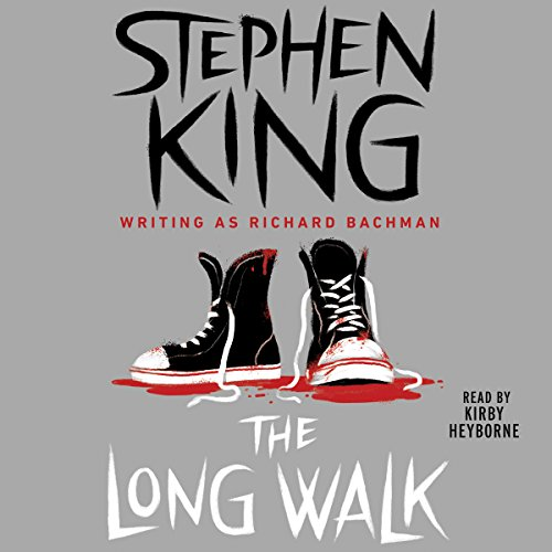 The Long Walk audiobook cover art