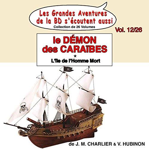 Couverture de Le démon des Caraïbes