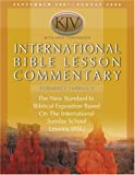 International Lesson Commentary: King James Version, with NRSV Comparison, The Standard in Biblical Exposition, Based on the International Sunday ... (David C. Cook Bible Lesson Commentary: KJV)