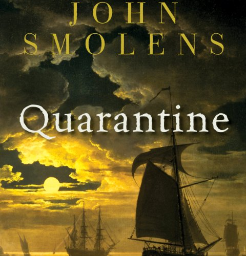 Quarantine audiobook cover art