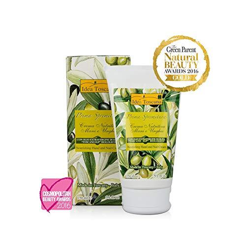Prima Presse-agrumes bio Extra Virgin Oil Hand & Nail Cream (5 oz) by Prima Spresura