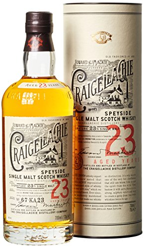 Craigellachie Single Malt Whisky 23 Jahre (1 x 0.7 l)