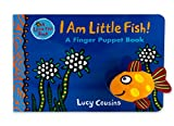 Image of I Am Little Fish! A Finger Puppet Book