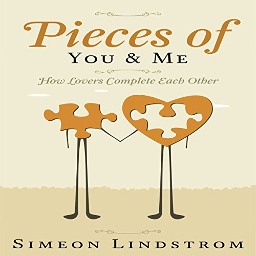Pieces of You & Me audiobook cover art