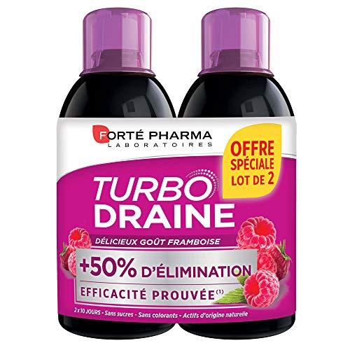 Forté Pharma | TurboDraine Draineur Lot de 2 |...