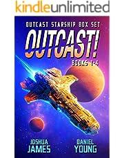 Outcast Starship Box Set: Books 1-4: Annihilation, Vengeance, Deception, Damnation
