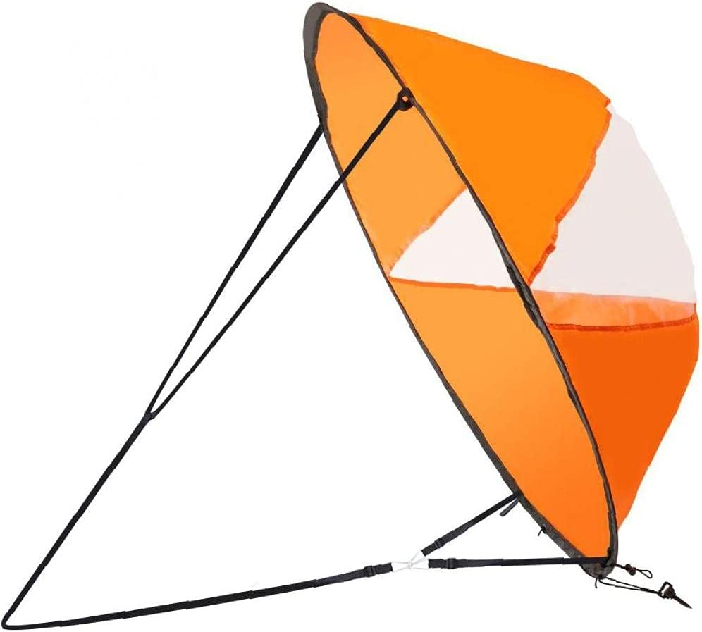 Kayak Sail Foldable New York Mall Max 66% OFF Downwind Acce Wind