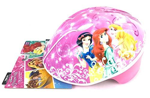 Review Disney Princess Toddler Pink Bicycle Helmet Age 3-5