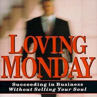 Loving Monday audiobook cover art