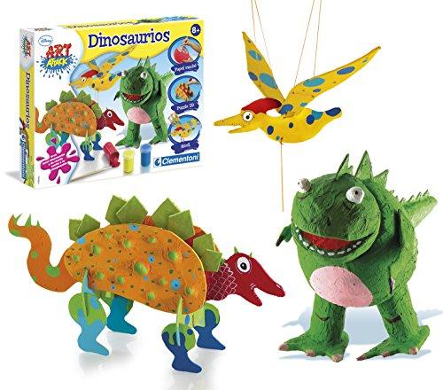 Clementoni Disney - Juego Art Attack Dinosaurios