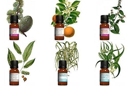 Kit aromathérapie. lot 6 huiles essentielles...
