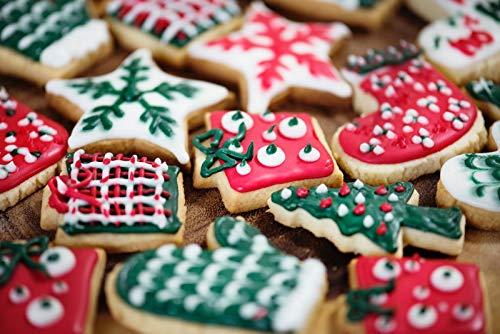 Descompresión Para Adultos 1000 Piezas Desenfoque Al Horno Navidad Montaje De Madera Decoración Para El Hogar Juego De Juguetes Juguete Educativo Para Niños Y Adultos