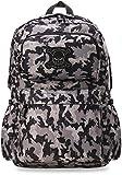 Bag Street Military - Herren – Rucksack – jugendliche Tasche Kampf - Rucksack Army Camouflage...