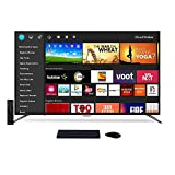 CloudWalker 140 cm (55 Inches) 4K Ultra HD Smart LED Screen 55SUA7 (Black)