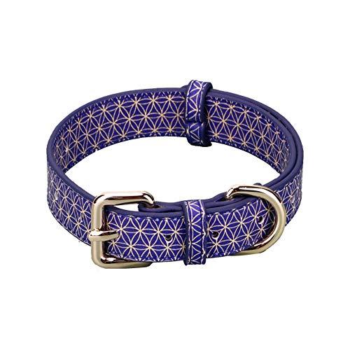MJBABY Collar Estampado Accesorios para Perros y Gatos Corre