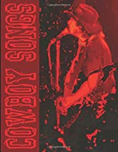 Cowboy Songs Notebook: Blank Line Composition Writing College Ruled Journal