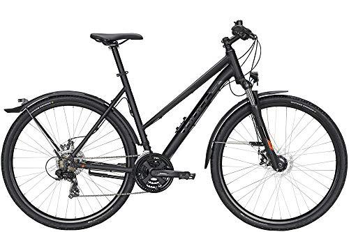 ZEG Bulls Wildcross Street Damenfahrrad Crossbike MTB 21 Gang 2020, Farbe:schwarz, Rahmenhöhe:54 cm