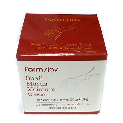 Snail Mucus Moisture Cream - 50g/1.67oz