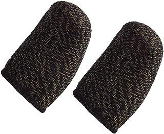 طقم من قطعتين قفاز الاصبع للهواتف المحمولة - العاب ببجي