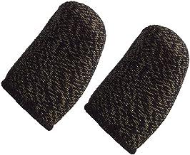 Set Of 2 Finger Glove For Mobile Phone - Pubg Gaming