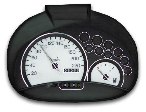 Drive Zero #tr_ford-110 Tachodekorset Chrom
