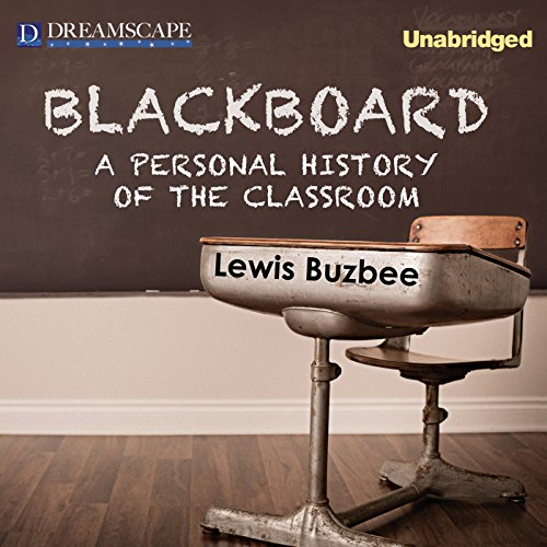 Blackboard audiobook cover art