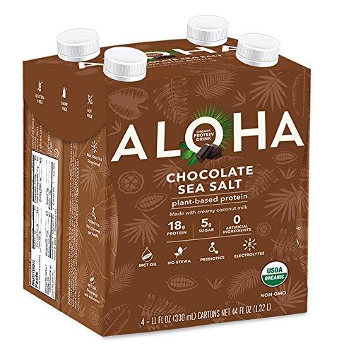 ALOHA Organic Plant-Based Protein Shake